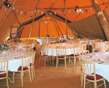Marquee furniture for hire
