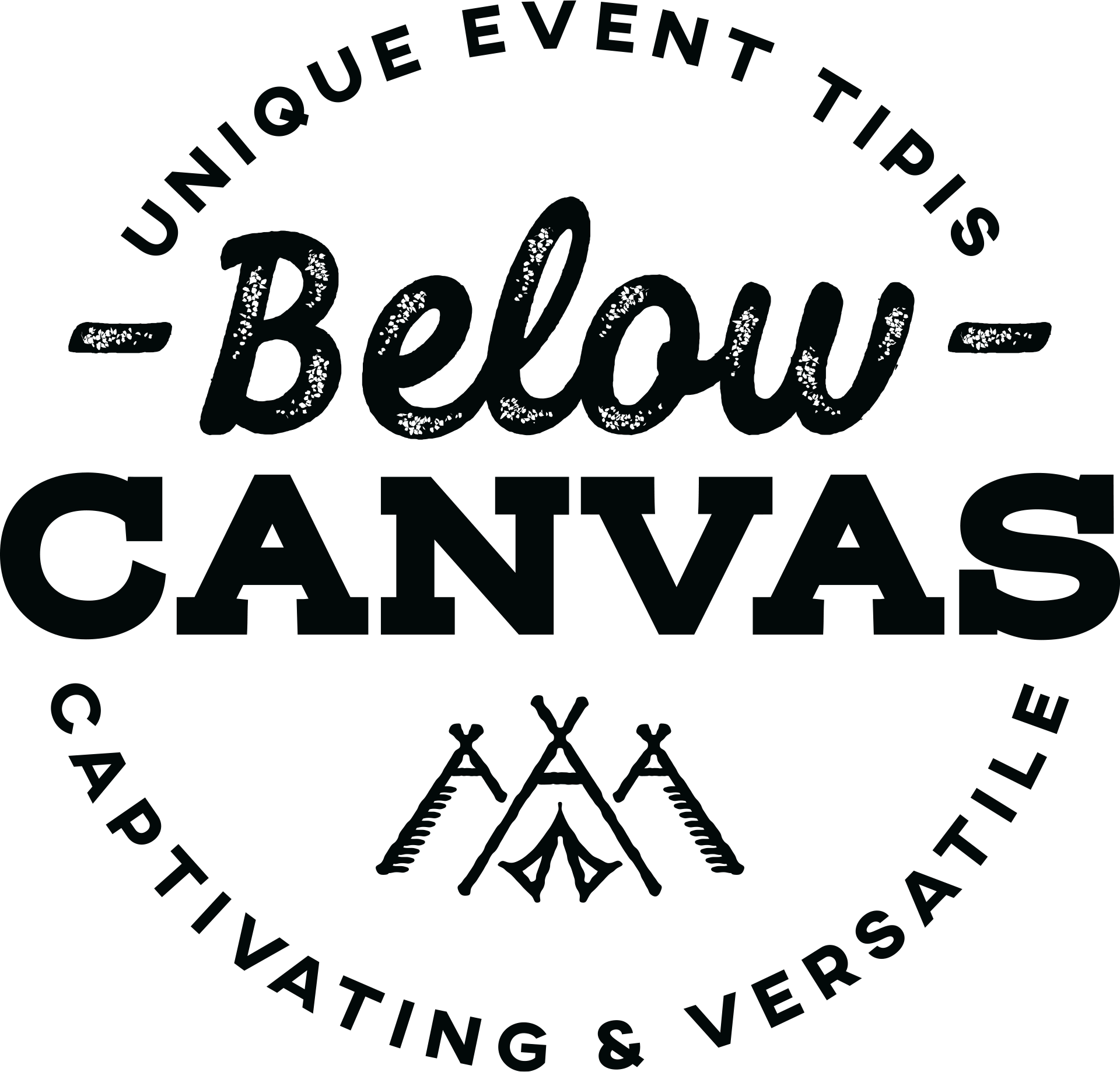 Below Canvas Website